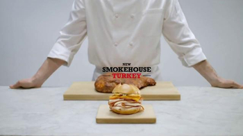Arby's Smokehouse Turkey TV Spot, 'Eight Hours' - Thumbnail 5