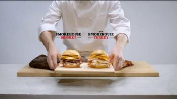 Arby's Smokehouse Sandwiches TV Spot, 'Do Sandwiches Grow on Trees?' - Thumbnail 5