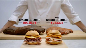 Arby's Smokehouse Sandwiches TV Spot, 'Do Sandwiches Grow on Trees?' - Thumbnail 6