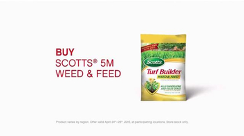 ACE Hardware TV Spot, 'Free Scotts 5M Lawn Food' - Thumbnail 2