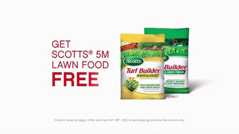 ACE Hardware TV Spot, 'Free Scotts 5M Lawn Food' - Thumbnail 4