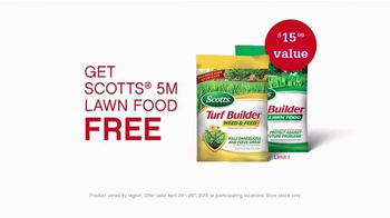 ACE Hardware TV Spot, 'Free Scotts 5M Lawn Food' - Thumbnail 6