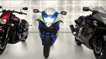 Suzuki TV Spot, 'Cruise the American Road'