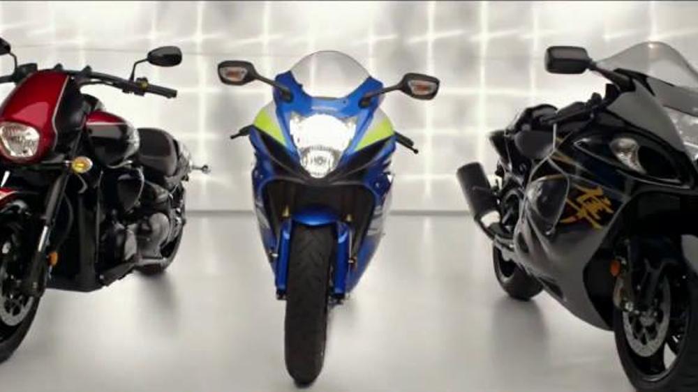 Suzuki TV Commercial, 'Cruise the American Road'