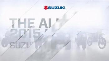 Suzuki TV Spot, 'Cruise the American Road' - Thumbnail 10