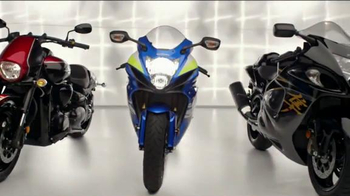 Suzuki TV Spot, 'Cruise the American Road' - Thumbnail 3