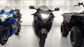 Suzuki TV Spot, 'Cruise the American Road' - Thumbnail 4
