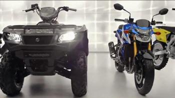 Suzuki TV Spot, 'Cruise the American Road' - Thumbnail 6