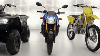 Suzuki TV Spot, 'Cruise the American Road' - Thumbnail 7