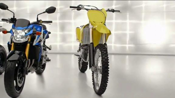 Suzuki TV Spot, 'Cruise the American Road' - Thumbnail 8