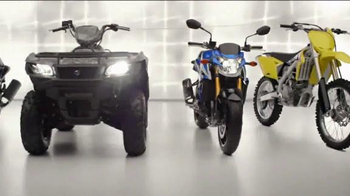 Suzuki TV Spot, 'Cruise the American Road' - Thumbnail 9