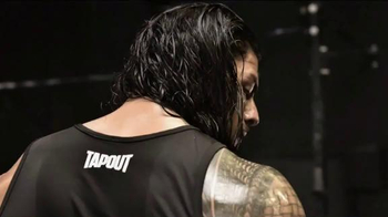 Tapout TV Spot, 'WWE and TapouT Join Forces' Featuring Roman Reigns - Thumbnail 1