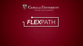 Capella University TV Spot, 'Speed of You with FlexPath' - Thumbnail 10