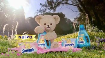 Snuggle Fresh Spring Flowers TV Spot, 'Suave Como un Abrazo' [Spanish] - Thumbnail 10