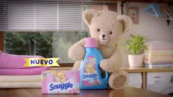 Snuggle Fresh Spring Flowers TV Spot, 'Suave Como un Abrazo' [Spanish] - Thumbnail 3