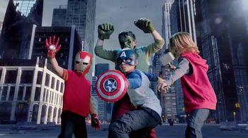 Marvel Avengers Hero Gear TV Spot, 'Como un Héroe' [Spanish]