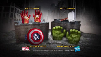 Marvel Avengers Hero Gear TV Spot, 'Como un Héroe' [Spanish] - Thumbnail 8