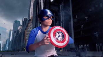 Marvel Avengers Hero Gear TV Spot, 'Como un Héroe' [Spanish] - Thumbnail 2