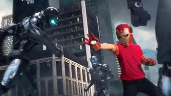 Marvel Avengers Hero Gear TV Spot, 'Como un Héroe' [Spanish] - Thumbnail 3