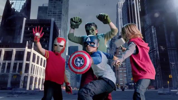 Marvel Avengers Hero Gear TV Spot, 'Como un Héroe' [Spanish] - Thumbnail 6
