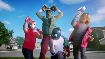 Marvel Avengers Hero Gear TV Spot, 'Como un Héroe' [Spanish] - Thumbnail 7