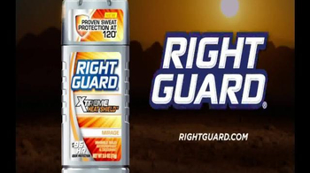 Right Guard Xtreme Heat Shield TV Spot, 'Tested to the Extreme' - Thumbnail 10