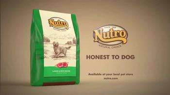 The Nutro Company Lamb & Rice Recipe TV Spot, 'At the Park' - Thumbnail 10