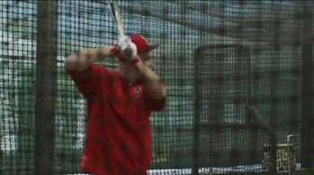 Major League Baseball TV Spot, 'Trout's Swing' Featuring Mike Trout - Thumbnail 1