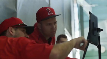 Major League Baseball TV Spot, 'Trout's Swing' Featuring Mike Trout - Thumbnail 2