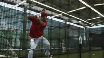 Major League Baseball TV Spot, 'Trout's Swing' Featuring Mike Trout - Thumbnail 3