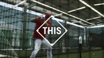 Major League Baseball TV Spot, 'Trout's Swing' Featuring Mike Trout - Thumbnail 4