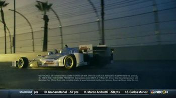 Honda Fastest Seat in Sports TV Spot, 'Feel the Fast' Feat. Mario Andretti - Thumbnail 10