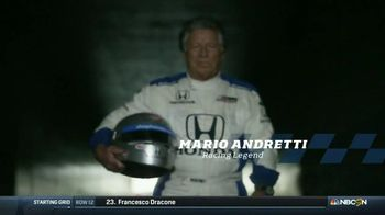 Honda Fastest Seat in Sports TV Spot, 'Feel the Fast' Feat. Mario Andretti - Thumbnail 2
