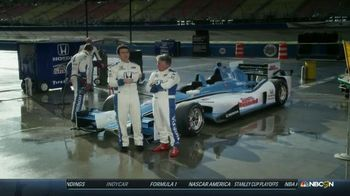 Honda Fastest Seat in Sports TV Spot, 'Feel the Fast' Feat. Mario Andretti - Thumbnail 3