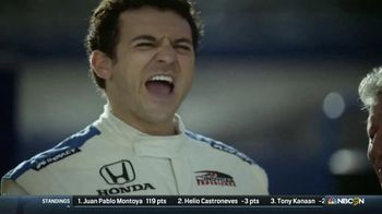 Honda Fastest Seat in Sports TV Spot, 'Feel the Fast' Feat. Mario Andretti - Thumbnail 4