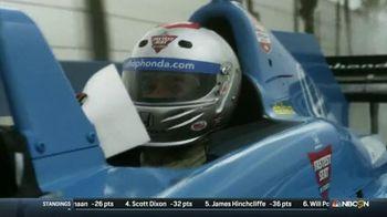 Honda Fastest Seat in Sports TV Spot, 'Feel the Fast' Feat. Mario Andretti - Thumbnail 6
