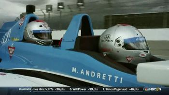Honda Fastest Seat in Sports TV Spot, 'Feel the Fast' Feat. Mario Andretti