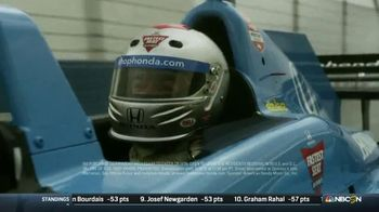 Honda Fastest Seat in Sports TV Spot, 'Feel the Fast' Feat. Mario Andretti - Thumbnail 9