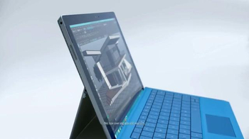 Microsoft Surface 3 TV Spot, '3, 2, 1...Go!' - Thumbnail 1