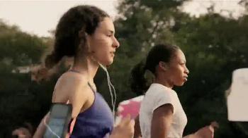 Nike TV Spot, 'Better for It: Split Secondalliso' Featuring Allyson Felix - 10 commercial airings