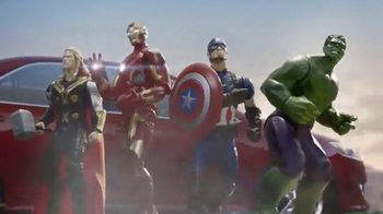 Target TV Spot, 'Avengers as Action Figures' - 606 commercial airings