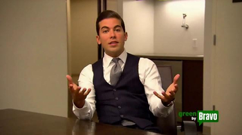 Green Is Universal TV Spot, 'Bravo Green Tip' Featuring Luis D. Ortiz - Thumbnail 6