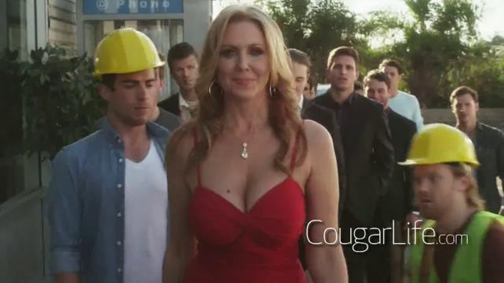 Cougar match commercial