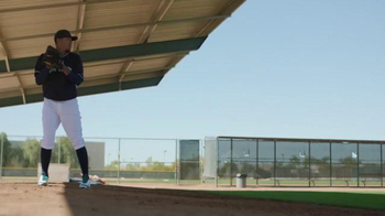 Major League Baseball TV Spot, 'Pitching Practice' Feat. Félix Hernández - Thumbnail 2