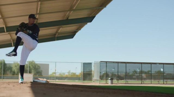Major League Baseball TV Spot, 'Pitching Practice' Feat. Félix Hernández - Thumbnail 3
