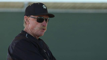 Major League Baseball TV Spot, 'Pitching Practice' Feat. Félix Hernández - Thumbnail 4