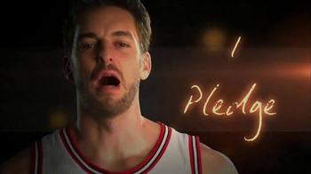 NBA Game Time App TV Spot, 'Pledge' - Thumbnail 1