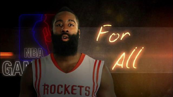 NBA Game Time App TV Spot, 'Pledge' - Thumbnail 6