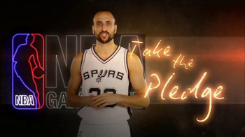 NBA Game Time App TV Spot, 'Pledge' - Thumbnail 9
