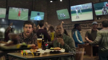 Buffalo Wild Wings TV Spot, 'Karate' Featuring Steve Rannazzisi - Thumbnail 1